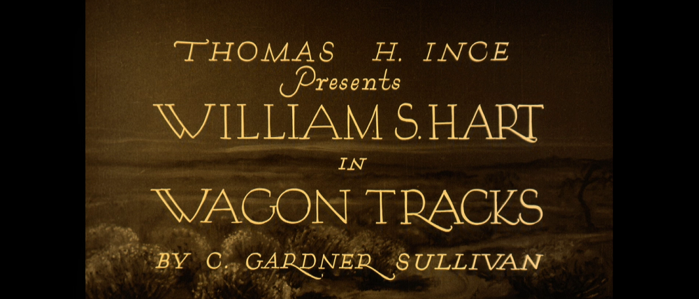 Wagon Tracks - Blu-ray Review