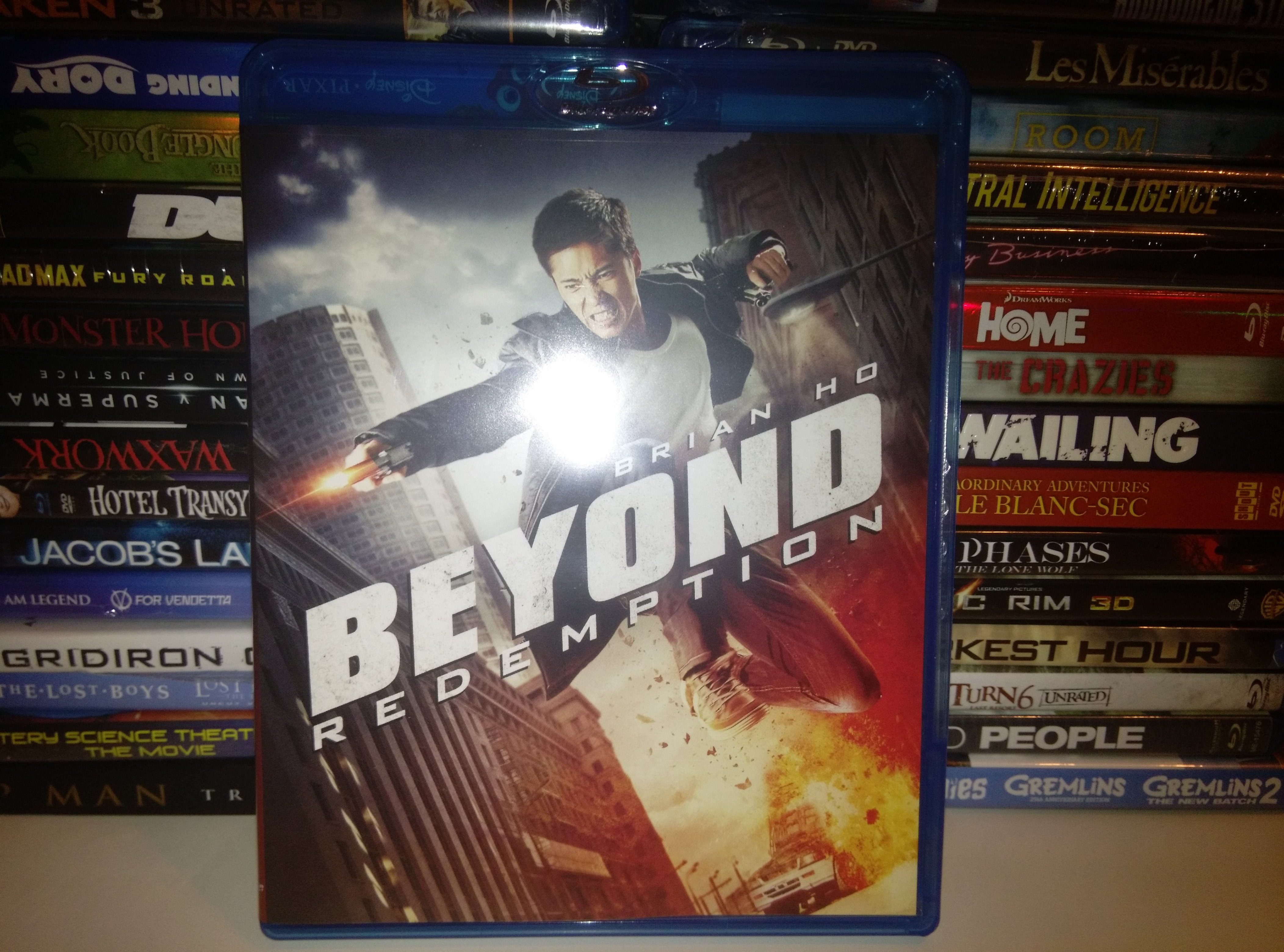 Beyond Redemption Front