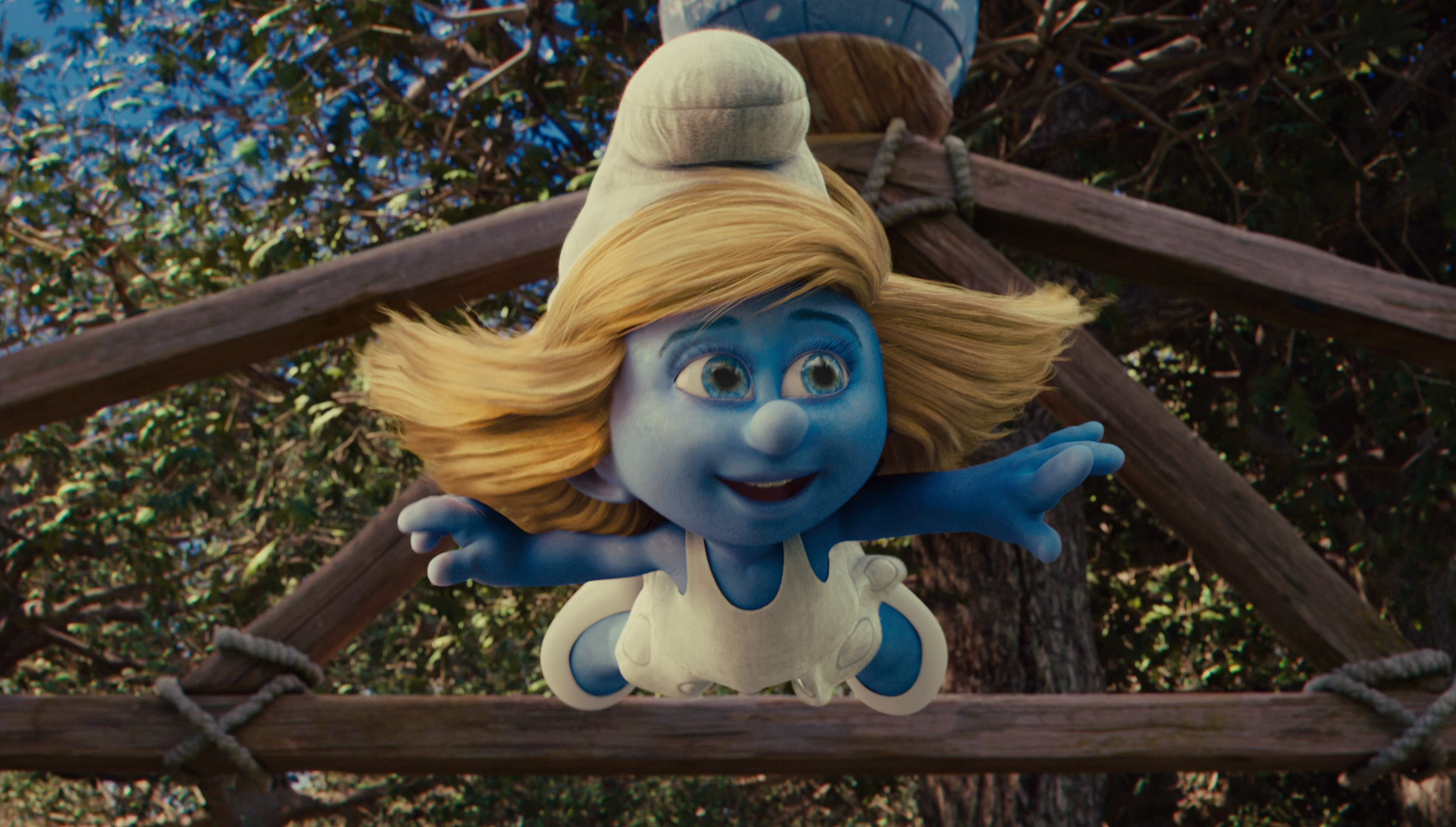 the smurfs 4k uhd review the nerd mentality
