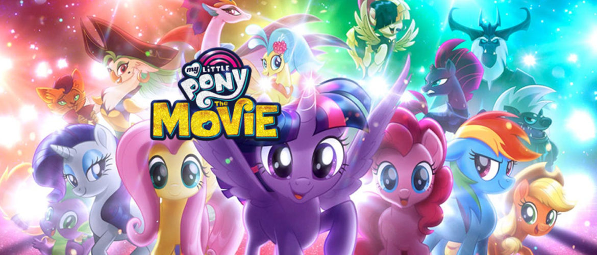 My Little Pony: The Movie Coming