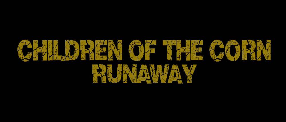 Children of the Corn: Runaway arrives