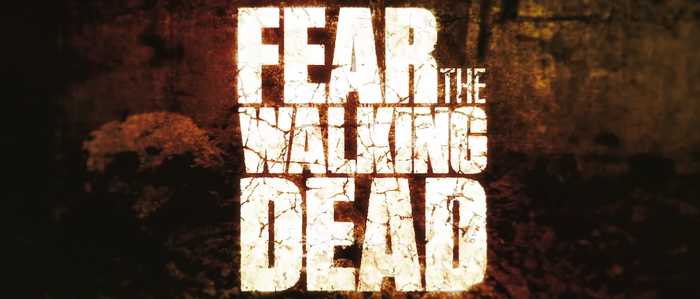 Fear the Walking Dead arrives