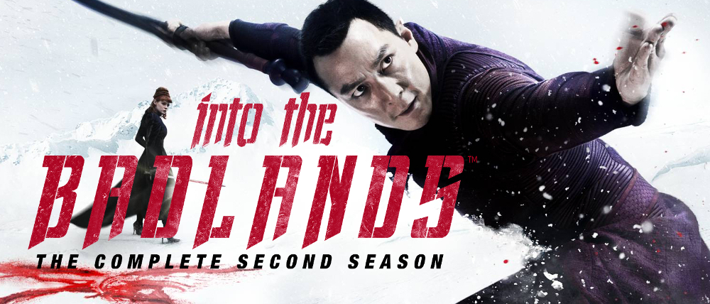 Into the Badlands The Complete Second Season arrives