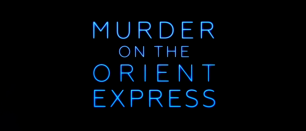 Murder on the Orient Express Arrives