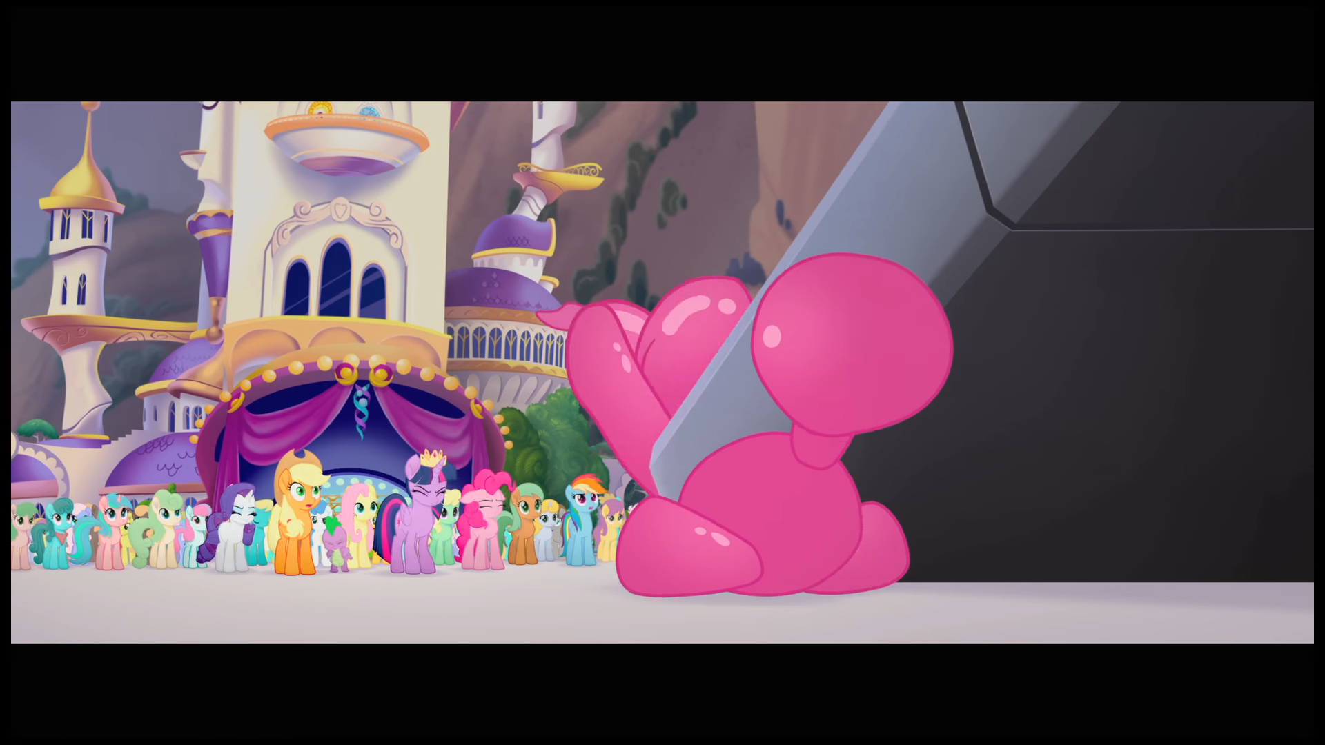 my little pony the movie 2017 blu ray review the nerd mentality