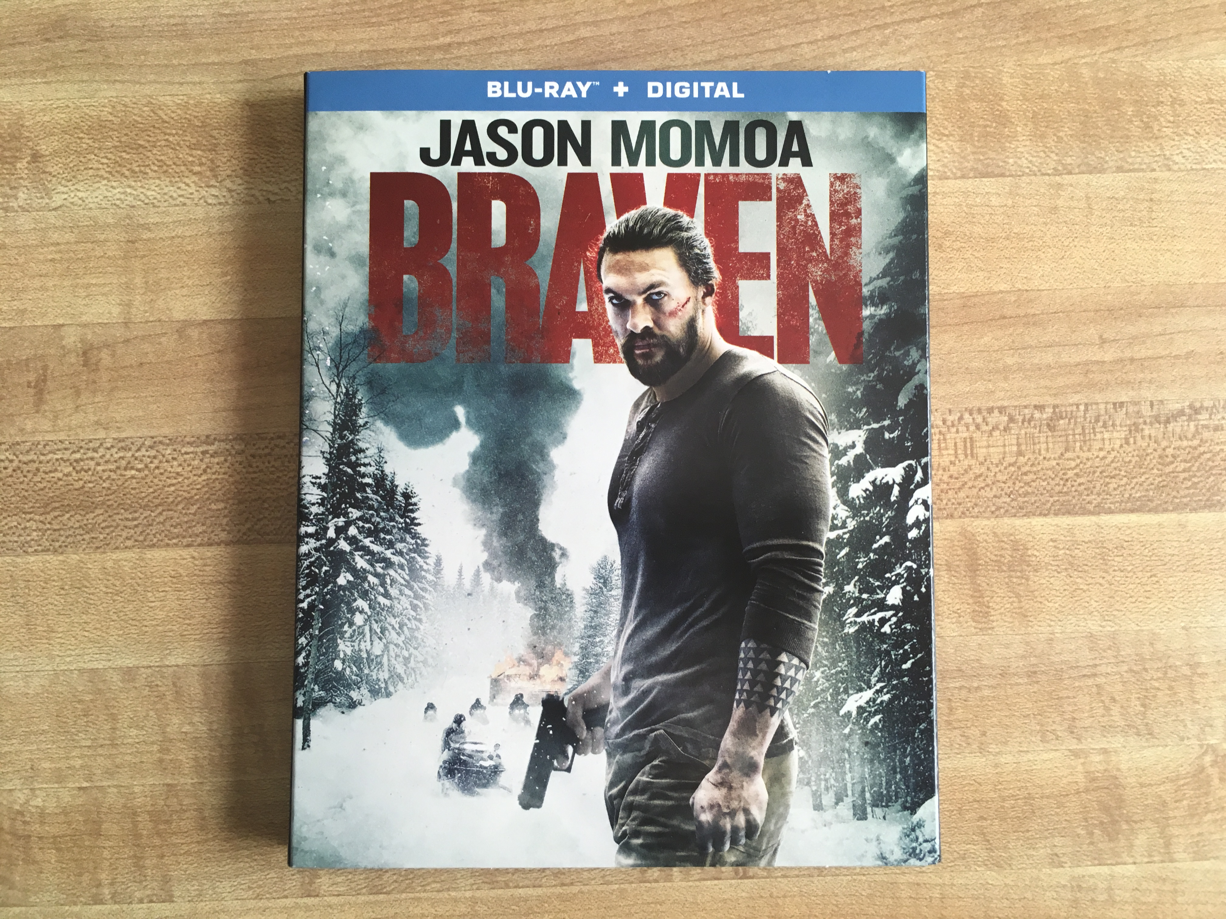 Braven (2018) Blu-ray Review - The Nerd Mentality