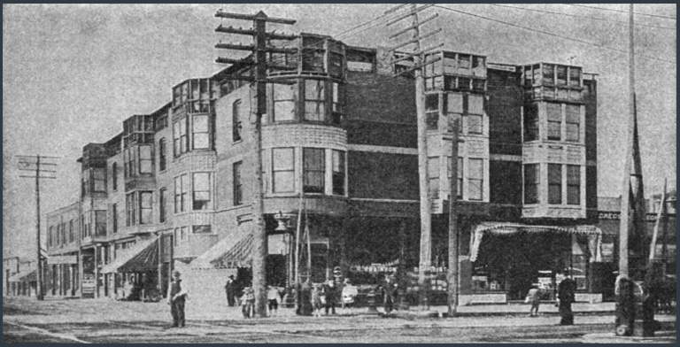 H H Holmes Murder Castle The Hotel That Never Was The Nerd